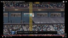 MLB® The Show™ 16 Toronto #24 Collabello's HR hit the Pole!