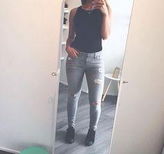 Black grey black