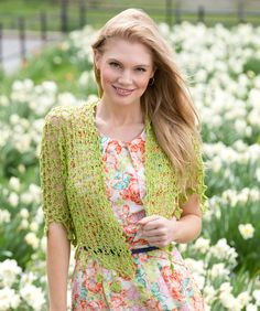Love Knots and Leaves Wrap Free Crochet Pattern