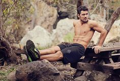 Ryan Paevey On General Hospital | Ryan Paevey is photographed by Toky for the We Are All Smith Lookbook!
