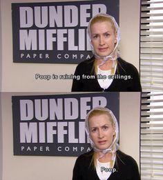 Angela / #TheOffice