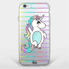 Totally Cute Rainbow Unicorn Cases