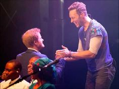 Prince Harry Sings with Coldplay at Charity Concert: 'You've Rocked the Palace!'…