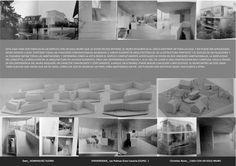 Elaborado por Dani Dominguez Christian kerez_ Casa con un solo muro