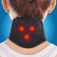 1 Pcs Terapia Magnética Neck Massager Massageador Cervical Proteção Vértebra Espontânea Aquecimento Belt Corpo Massager pescoço Frete Grátis alishoppbrasil