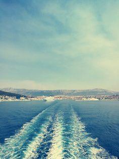 Leaving Split Croatia #Explorer #Muslima #Hijabi