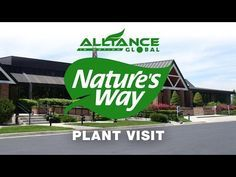 2015 Nature's Way Plant Visit by AIM Global | easymoney Sir Francis, Global Business, Finance, Reading, World, Nature, Plants, Blog, Health Products