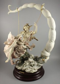 Giuseppe Armani Figurine Summertime LIMITED MINT WorldWide