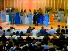 Miss Brazil 1980 - Crowning Moment