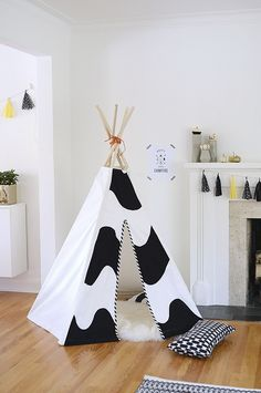 Indoor Tent | 41 DIY Gifts You'll Want To Keep For Yourself