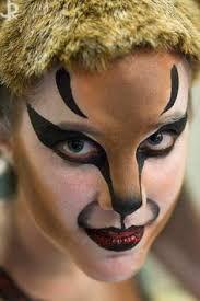 Resultado de imagen de gazelles makeup