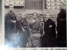 Dodrupchen, Dzongsar Khyentse, Dudjom