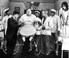 Good Night, Nurse! released July 6, 1918 with Buster Keaton, Roscoe Arbuckle, Al St John and Alice Lake