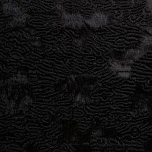 Textural Black Velvet