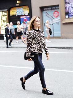 Hot or not? 38 manieren om luipaard te dragen in de winter   NSMBL.nl
