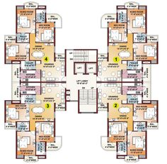 Apartment Building Architectural Plans apartment building floor awesome model outdoor room new in