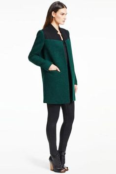 12 coat trends to warm up to this fall