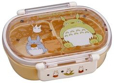 I would like this totoro bento box.