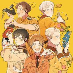 51 Ideas funny cute stories language for 2019 Hetalia Anime, Hetalia Fanart, Hetalia Japan, Super Funny, Funny Cute, Spamano, Hetalia Axis Powers, Mundo Comic, Manga Anime