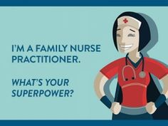 Infographic: Family nurse practitioners are superheroes