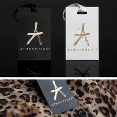 Primark Atmosphere Labels Ticketing Garment Fashion