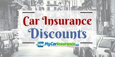 Car Insurance Discounts - How To Get Cheap Coverage