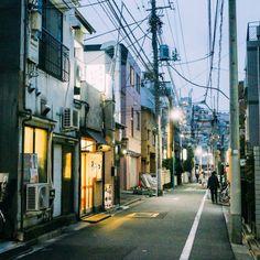 otaku gangsta street photography