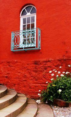 Portmeirion, Gwynedd, North Wales