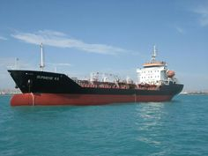 İ have worked on this tanker.. 3.000 gross tonage, oil-chemical tanker...     M/T  Surmene KA