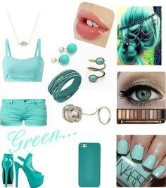 Green...!!!!!