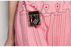 New Valentino spring/summer 2017 miniature bag
