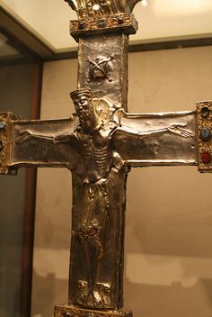 Processional Cross Asturias,Spain ca  1150