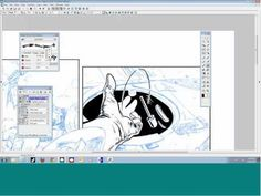 Manga Studio Webinar: All About Inking in Manga Studio