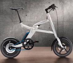 BMW i Pedelec Electric Bike - lifestylerstore - http://www.lifestylerstore.com/bmw-i-pedelec-electric-bike/