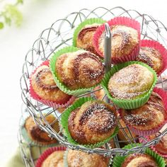 Kookospullat Muffin, Baking, Breakfast, Food, Bread Making, Morning Coffee, Muffins, Meal, Patisserie