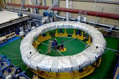 Smallest ring magnet takes shape in Russia