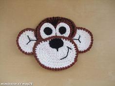 Inspiration - Crochet Monkey