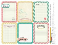 My Craft Channel Free Printable