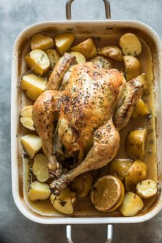 Daar is er weer een! DH # 27 – Kip met citroentijm   Simone's Kitchen   Bloglovin'