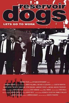 One of the Best movies EVER Reservoir Dogs (1992)