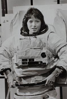 anna female astronaut - photo #17