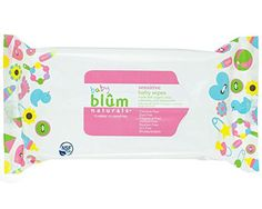 Blum Naturals are made with certified natural ingredients, are hypoallergenic and PH balanced for when the most gentlest areas need loving and caring attention Natural Baby Wipes, Healthy Options, Natural Skin, Body Care, Baby Design, Sensitive Skin, Packaging Design, Packing