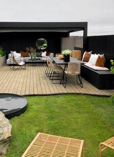 TV GARDEN DESIGN – TV2 2021 Outdoor Pergola, Outdoor Rooms, Outdoor Living, Outdoor Decor, Backyard Plan, Backyard Landscaping, Back Gardens, Outdoor Gardens, Dream Garden