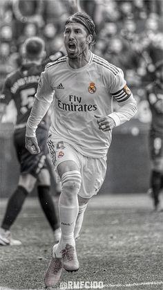 Ramos Real Madrid, Real Madrid Team, Real Madrid Players, Messi Vs, Lionel Messi, Real Madrid Basketball, Real Zaragoza, Real Madrid Wallpapers, Hazard Chelsea