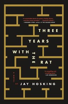 Three Years with the Rat - This book is still being acquired by libraries in SAILS, but it is listed in the online catalog already. Place your hold now to get your name on the list!