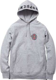 """Supreme x Independent """"Pullover"""""""