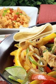 Fajitas are one of the most popular of Mexican (and for that matter, Tex-Mex) dishes on the northern side of the Rio Grande. They have gone from being a relatively obscure dish which was a traditional meal for vaqueros (cowboys), usually made with skirt steak, to a favorite in Mexico and abroad.