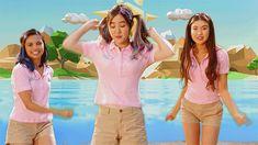 music dancing nickelodeon pop singing nick down make it pop mip megan lee louriza tronco erika tham sun hi song jodi mappa corki chang #gif from #giphy
