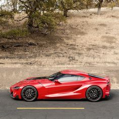 Highlights from the North American International Auto Show 2014....Toyota's FT-1