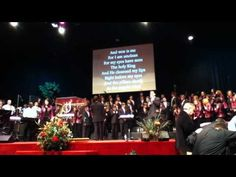 Lee University Campus Choir- You Are Holy